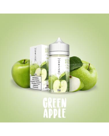 E-liquide Green Apple 100 ml de Skwezed
