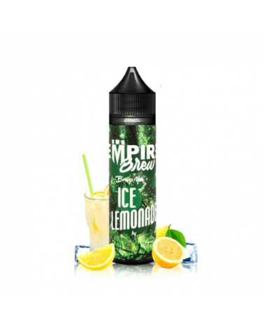 E-liquide Ice Lemonade 50ml -  Empire Brew - Vapempire