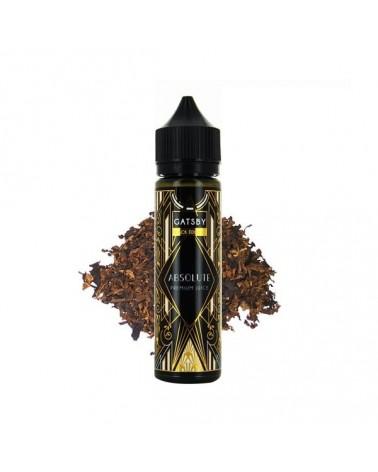 E-liquide Absolute 50ml sans nicotine - Gatsby - Airomia