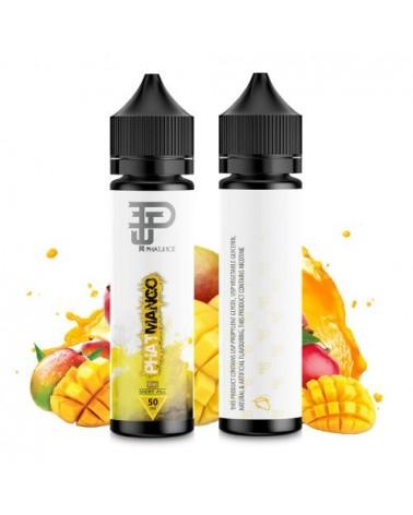 E-liquide Phat Mango 50ml sans nicotine - SLUSH - Phatjuice