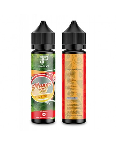 E-liquide Mango Tea 50ml sans nicotine - Tea - Phatjuice