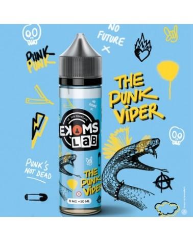 E-liquide Punk Viper 50ml sans nicotine - Ekoms'Lab - Ekoms