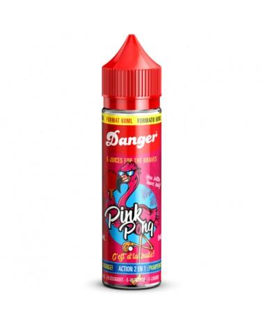 E-liquide Pink Pong 60ml sans nicotine - Swoke