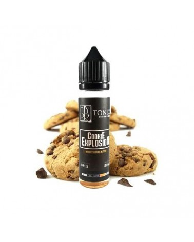 E-liquide Cookie Explosion 50ml sans nicotine - Hyprtonic - HyprViscoMatic