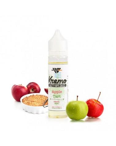E-liquide Kremo Apple Tart 50ml sans nicotine - Hyprtonic - HyprViscoMatic