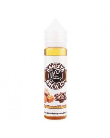 E-liquide Salted Caramel Macchiato sans nicotine - Barista Brew Co.