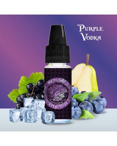 E-liquide Purple Vodka 10ml sans nicotine – Medusa Juice