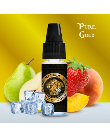 E-liquide Pure Gold 10ml – Medusa Juice