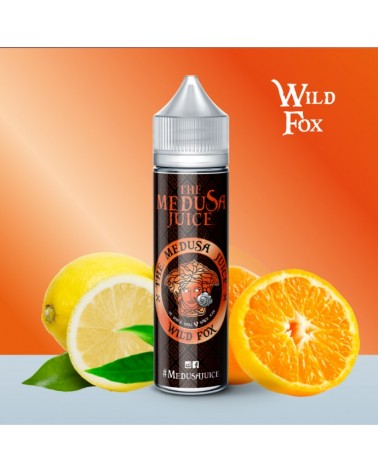 E-liquide Wild Fox 50ml - Medusa Juice