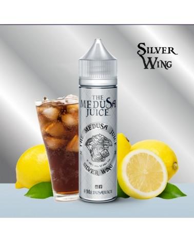 E-liquide Silver Wing 50ml – Medusa Juice