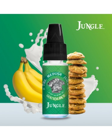E-liquide Jungle 10ml - Medusa Juice