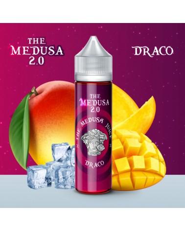 E-liquide Draco 50ml sans nicotine – The Medusa 2.0 - Medusa Juice