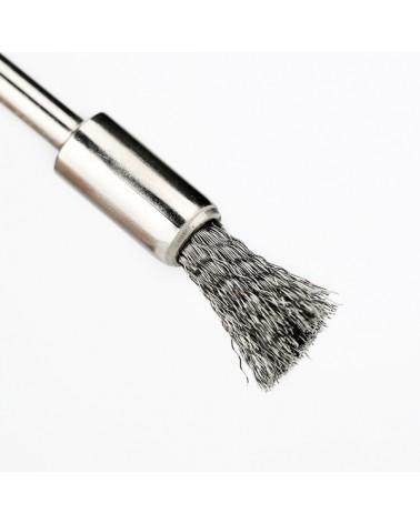 Mini brosse de nettoyage en inox de vos montages
