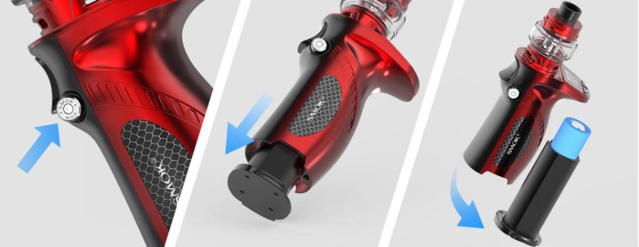 note d'utilisation-Mag-Grip-5ml-100W-Smoktech