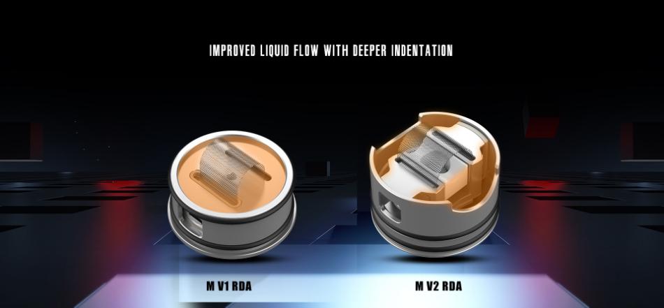 Dripper Mesh V2 RDA Vandy Vape
